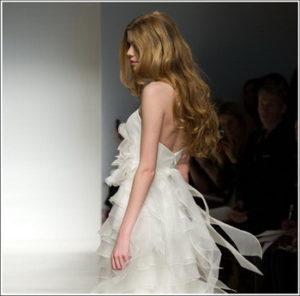 Sexy-Long wavy Bridal Hairstyles